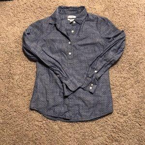 J. Crew 'Perfect' chambray shirt